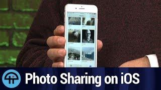 Photo Sharing on iOS
