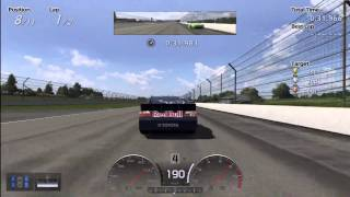 gt5 nascar special event indy superspeedway last two laps level 21 advanced gold