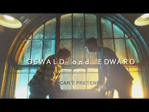 Oswald & Edward / CAN'T PRETEND /+4x13