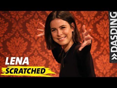 Lena - Das steckt hinter der Kotz-Szene   DASDING Interview
