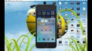 Как записать видео с экрана iPhone, iPad,iPod (Reflektor)