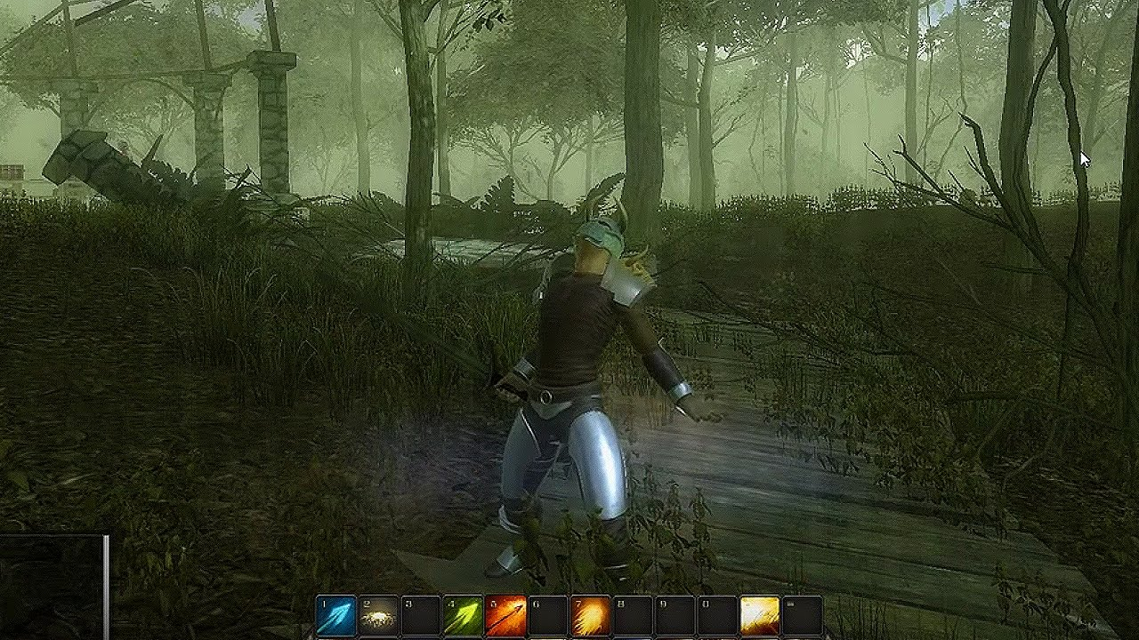 [Indie MMORPG] [Unity 3D] Reign of Darkness Update 7