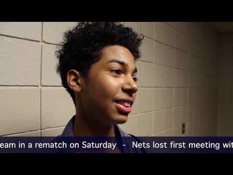 Bellevue Nets Game 4 Presser