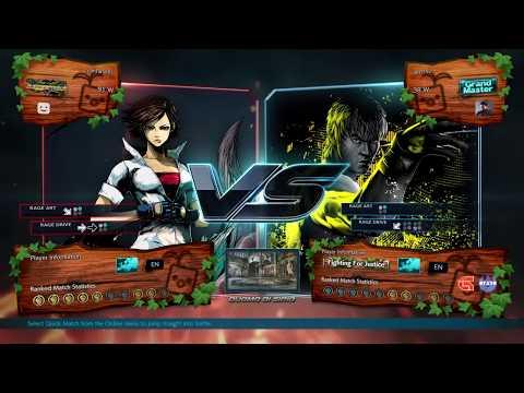 Tekken 7 PS4 Me(Asuka) ddt1192(Law) Ranking