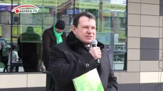 В Воронеже открылся новый флагманский дополнительный офис Сбербанка «Октябрьский»