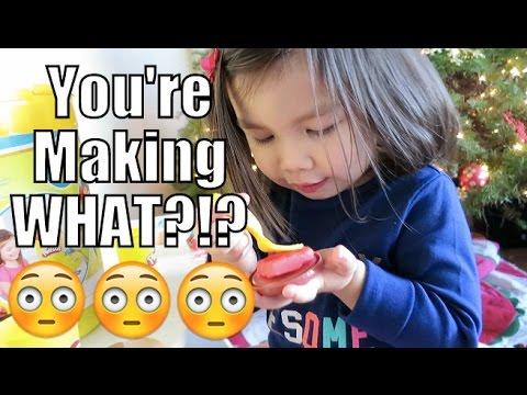 SHE'S MAKING WHAT?!?! - January 01, 2016 -  ItsJudysLife Vlogs