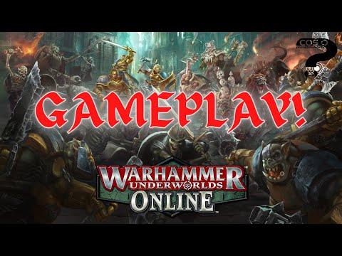 Warhammer Underworlds: Online gameplay |