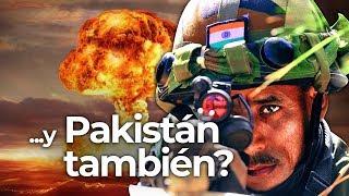 ¿Por qué INDIA tiene la BOMBA NUCLEAR...? - VisualPolitik