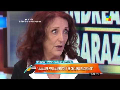 Deborah Ramos: Silvestre le hizo una canción a Galtieri