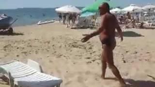 Селяндури на плажа