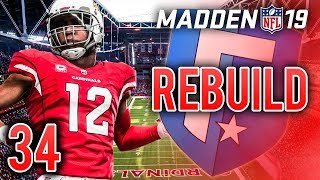 A Superstar In The Making   Madden 19 Franchise Rebuild - Ep.34