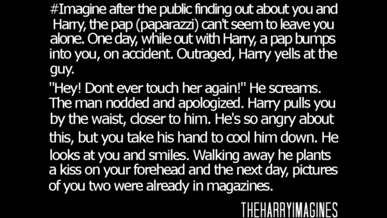 One Direction Imagines Part 05 Youtube