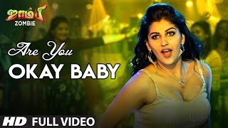 are-you-okay-baby-song-zombie-yogi-babu-yashika-aannand-gopi-sudhakar-bhuvan-nullan-r