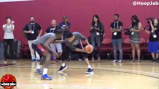 Kevin Durant vs Devin Booker 1 on 1 Game. USA Basketball Practice 2018. HoopJab NBA