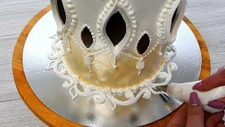 КРЕМОВЫЙ Торт на ЮБИЛЕЙ СВАДЬБЫ от SWEET BEAUTY СЛАДКАЯ КРАСОТА Cake Decoration