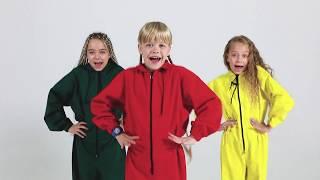 DETKI - Shake it - хореография из клипа