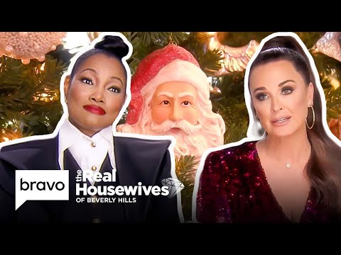 The Housewives Are In The Holiday Spirit!   RHOBH Highlight (S11 E13)