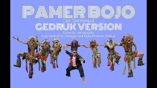 PAMER BOJO DIDI KEMPOT GEDRUK VERSION MUSIC VIDEO COVER BY ALINE SAGATA