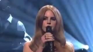 Lana Del Rey - Video Games Live on SNL