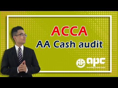 How to pass ACCA F8 Audit&Assurance Cash audit