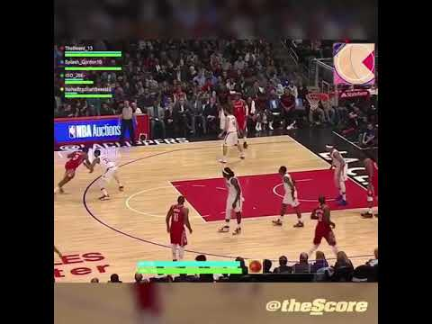 05b9d309fef JAMES HARDEN CROSSES WESLEY JOHNSON FORTNITE MEME - YouTube