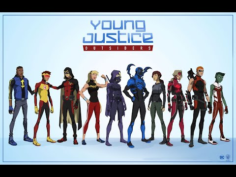 How To Watch Young Justice Season 3 For Free