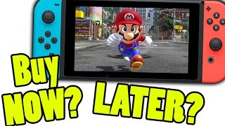 Nintendo Switch Review | Buy Now or Later?