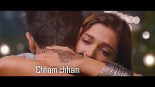 Video Chham Chham Roun Ankhiyaan lyrics   Hans Raj Hans   Yeh jawaani hai deewani download MP3, 3GP, MP4, WEBM, AVI, FLV Mei 2018