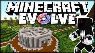 MINECRAFT EVOLVE #01 l DAS PROJEKT l DEBITOR