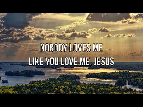 Nobody Loves Me Like You - Chris Tomlin - Lyric Video