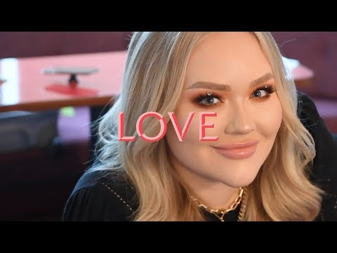 NikkieTutorials shares some beauty secrets before the LOVE x YouTube London Fashion Week party thumbnail