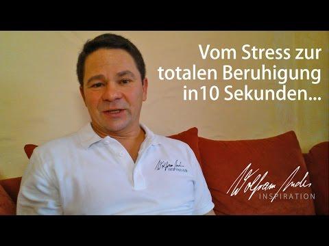 Vom Stress zur