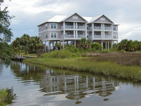 Florida Waterfront Condo - Horseshoe Beach, FL - Compass Realty of N FL