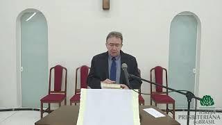 Culto ao Vivo da Igreja Presbiteriana do Boqueirão (02/05/2021)