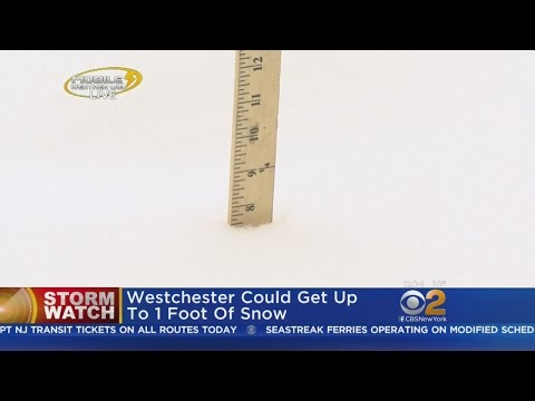 Mobile Weather Lab In Tarrytown