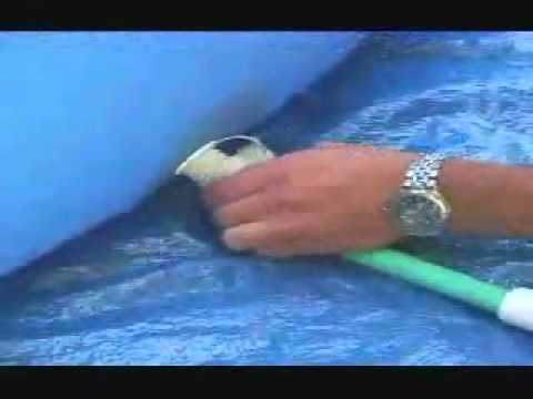 Intex Easy Set Pool Instructions Part 3 Filters Youtube