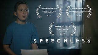 Speechless (2017 - short horror film)