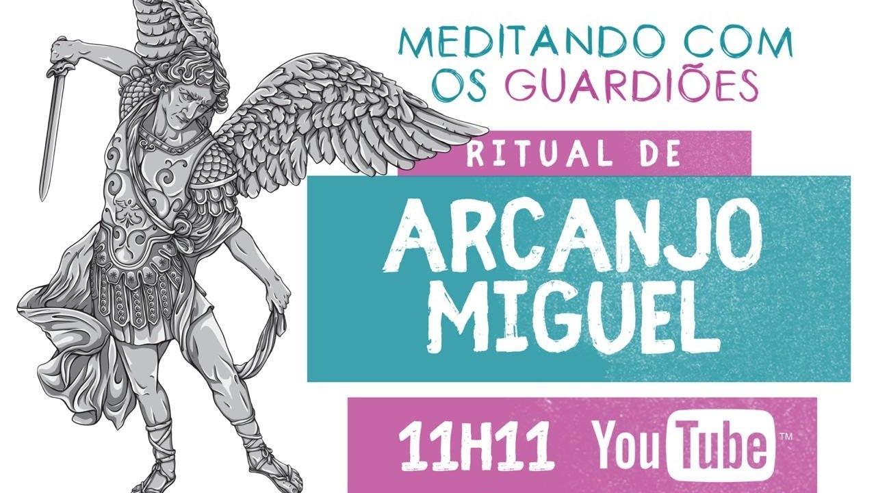 [PRIMEIRO DOMINGO] RITUAL DE ARCANJO MIGUEL