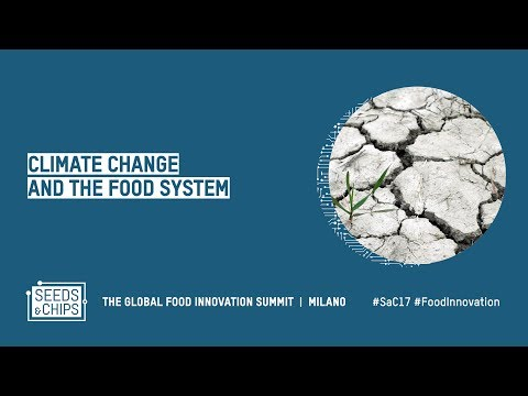Climate change and the food system #SaC17
