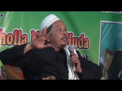 KH. Mahyan Achmad | Tasyakuran Musholla Nurul Huda Bogorame Demak 2016 | Part 2