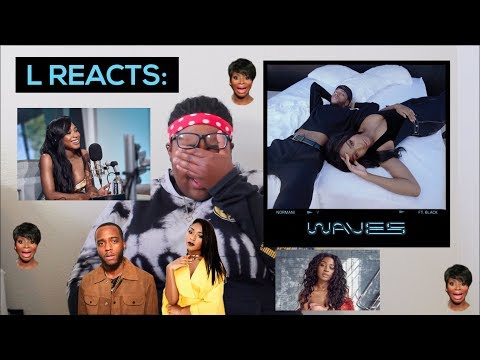 WAVES - NORMANI & 6LACK | REACTION Mp3