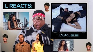 Baixar WAVES - NORMANI & 6LACK | REACTION