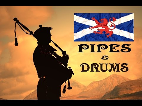 ⚡️The Best Pipes & Drums ♦︎ Royal Scots Dragoon Guards⚡️