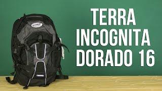 Розпакування Terra Incognita Dorado 16 Чорний