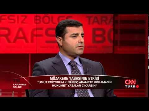 Selahattin Demirtaş Ahmet Hakan'ın...