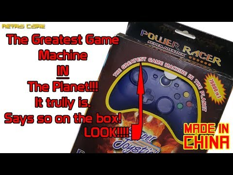 The Greatest Game Machine IN The Planet !!!