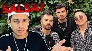 Jonathan Moly, Bryant Myers, Mike Bahia, Andy Rivera – Te Besaré REMIX (Video Oficial) REACCIÓN | NB