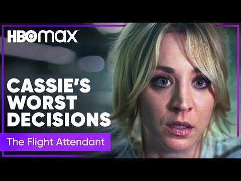 Ranking Cassie's 7 Worst Decisions in The Flight Attendant Download | HBO Max