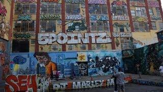 5 POINTZ PROMO - DJ MARLEY MARL - DJ SOLO - DJ - GREG G - BRANCHOUTENT