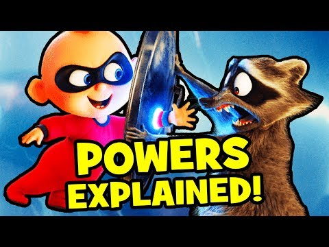 Incredibles 2 JACK-JACK's 17 Powers RANKED & Explained